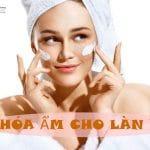 Bí Quyết Khóa Ẩm Cho Làn Da