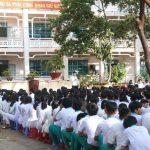 CEO Nguyễn Minh Thiện Hướng Nghiệp Cho Học Sinh Trường THPT Hùng Vương
