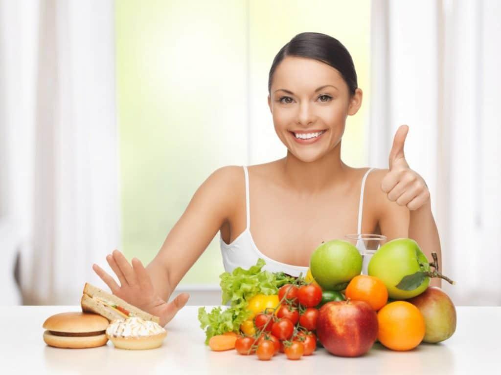 những thực phẩm cần tránh trong việc làm đẹp